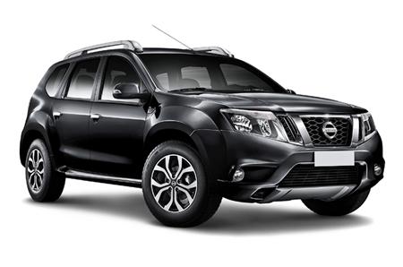 Nissan Terrano 85PS XE D