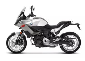 BMW Bikes F900XR