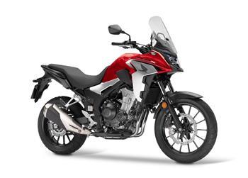 Honda Bikes CB500X